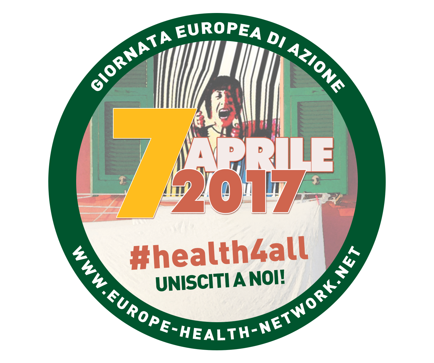 7 aprile – Health for all